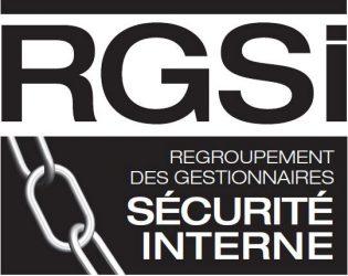 Regroupement des gestionnaires en sécurité interne